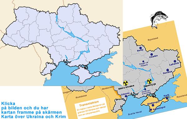 karta ukraina Karta över Ukraina och Krim | Vanligt & Vänligt karta ukraina