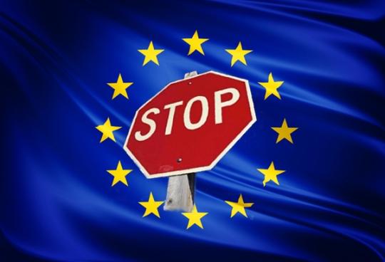 EU-stop