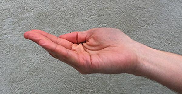 oppna-handen